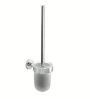 Bravat WC-Wandgarnitur Varuna, chrom