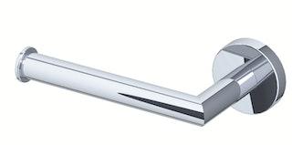 Bravat WC- Papierhalter ohne Deckel Varuna, chrom