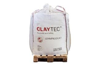 Lehm-Holz-Trockenschüttung leicht, trocken 300 kg