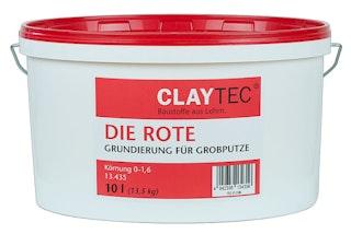 CLAYTEC Grundierung DIE ROTE