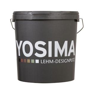 CLAYTEC Lehm-Designputz YOSIMA Edition 20 kg versch. Farben
