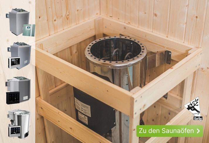 Saunaöfen mit Expresslieferung