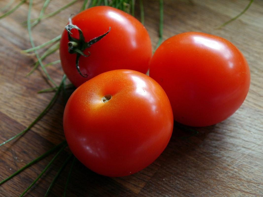 Tomatenglück