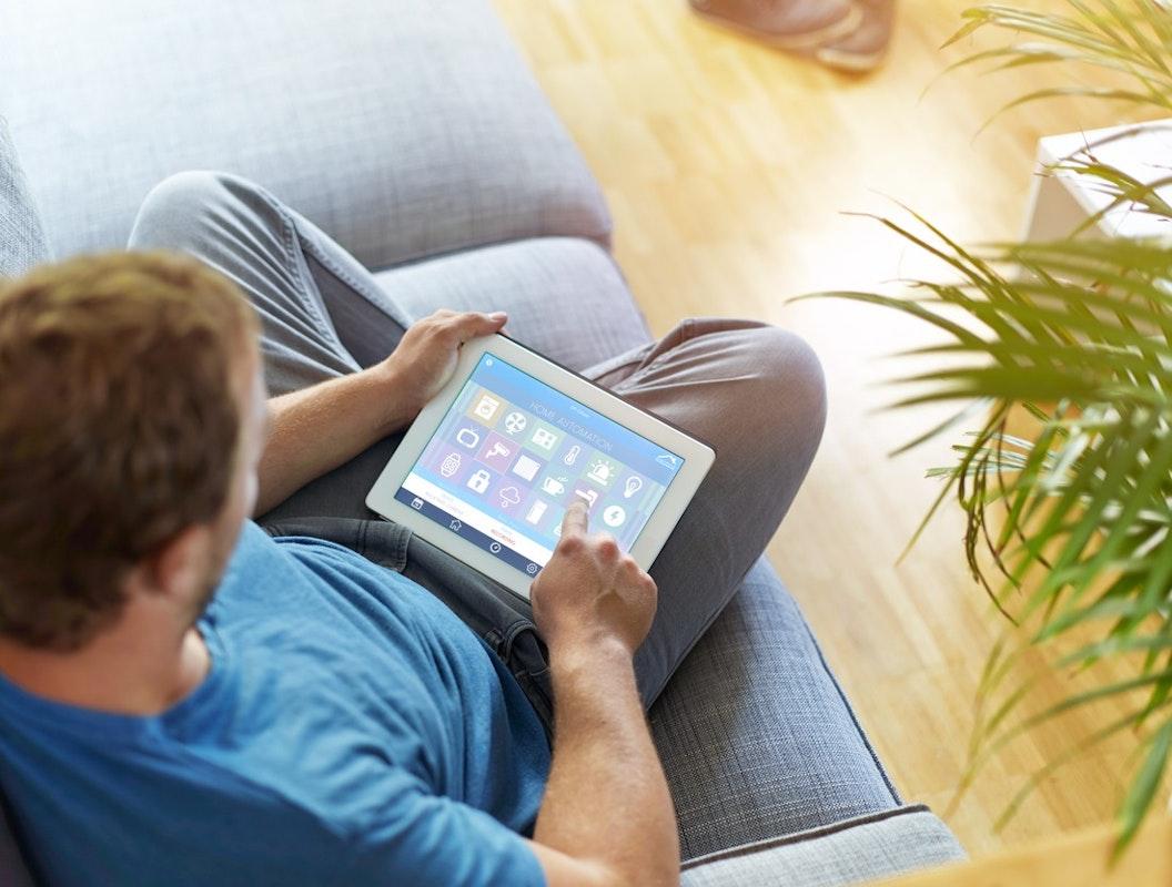 Verwalten Sie Ihr Haus via App