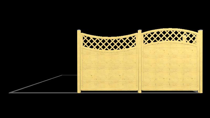 TraumGarten XL Modellvarianten
