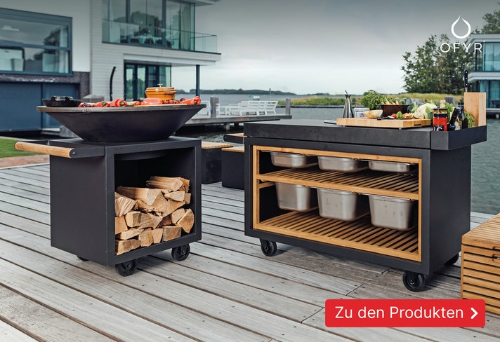 OFYR: The art of outdoor cooking!