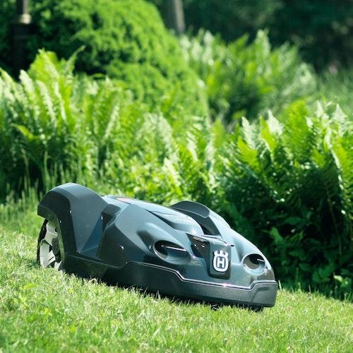 Vorteile Automower Mähroboter