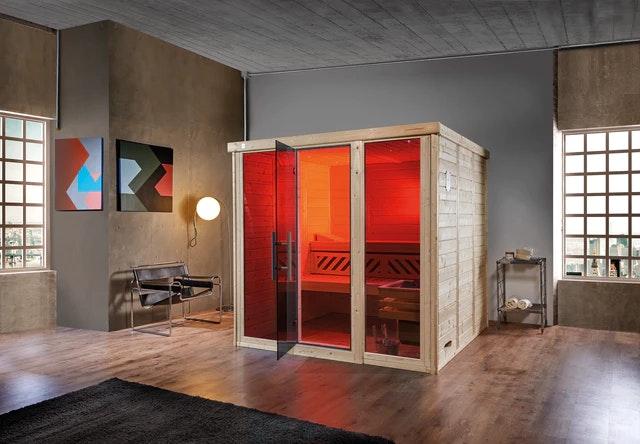 Weka Farblicht-Set (2 LED Felder) Rot
