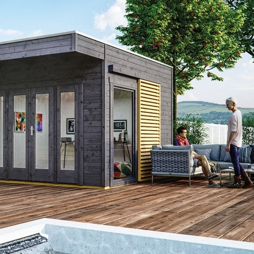 Alternative Nutzung von Gartenhäusern