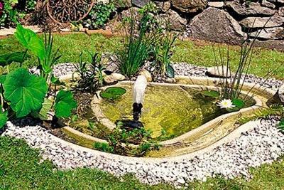 Bevorzugt Teich selbst bauen | Oase-Teichbau.de QR25