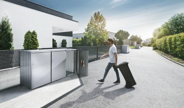 Biohort Mülltonnenbox Alex