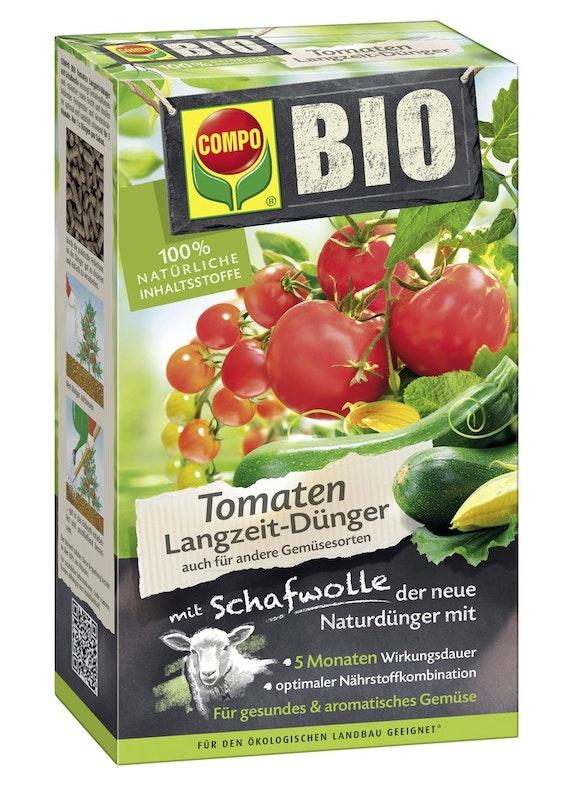 Compo_Bio_Tomaten_Lanzeit_Dünger_mit_Schafwolle_750g