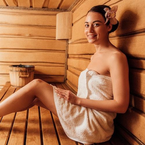 10 Regeln für einen erholsamen Saunagang