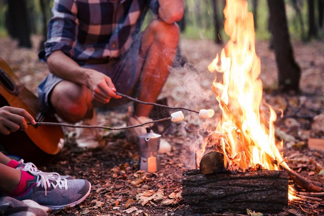 Wo genau darf man in der Öffentlichkeit grillen oder Feuer machen und wo nicht?