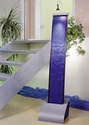 Zimmerbrunnen Luftbefeuchter Aquaduct