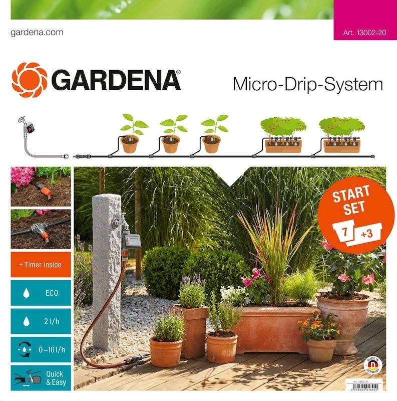 Gardena Micro-Drip-System