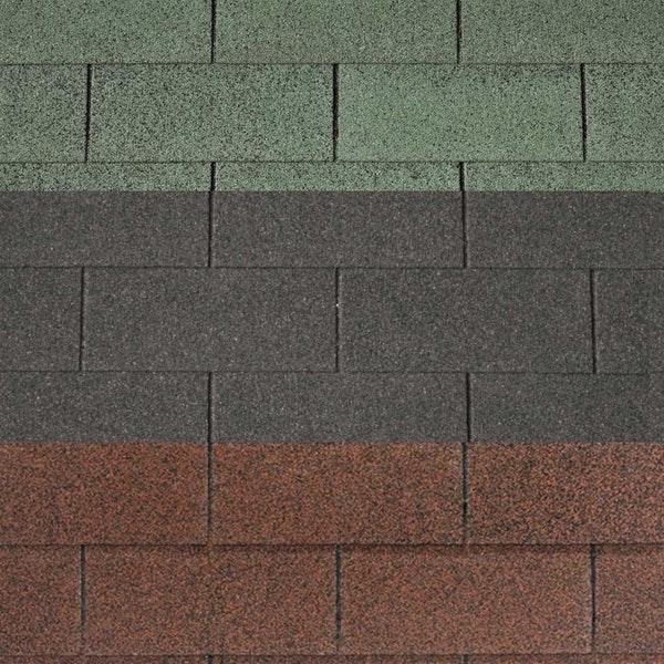 Dachschindeln für Gartenhäuser