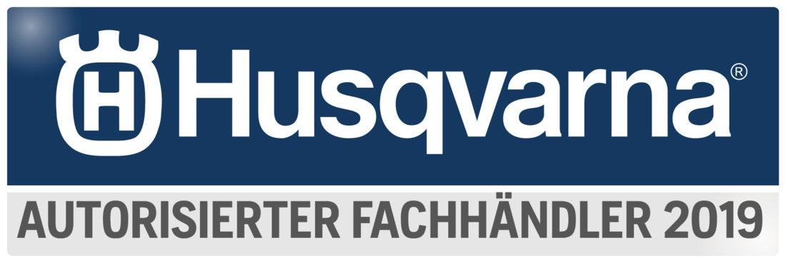 Husqvarna Autorisierter Fachhändler 2019