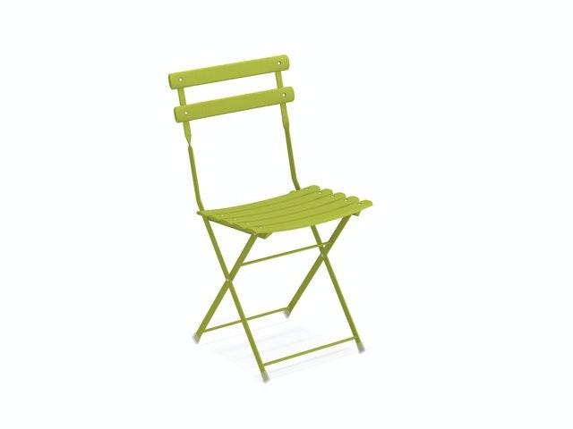 EMU Klappstuhl ARC EN CIEL Stahl grün