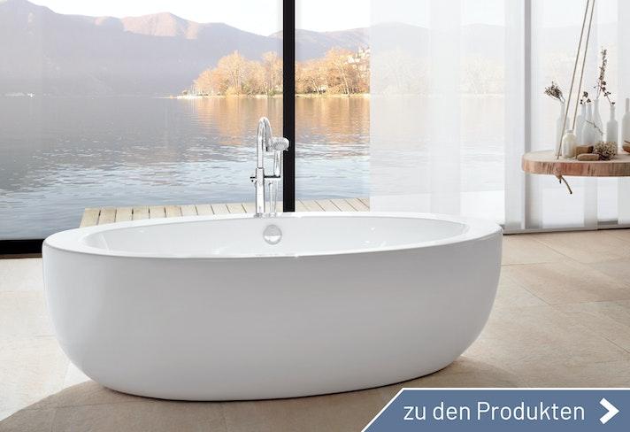 Verwandeln auch Sie Ihr Bad in eine Wellnessoase