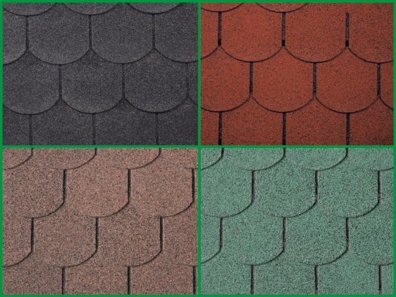 Dachschindeln eignen sich als zweite Lage der Dacheindeckung