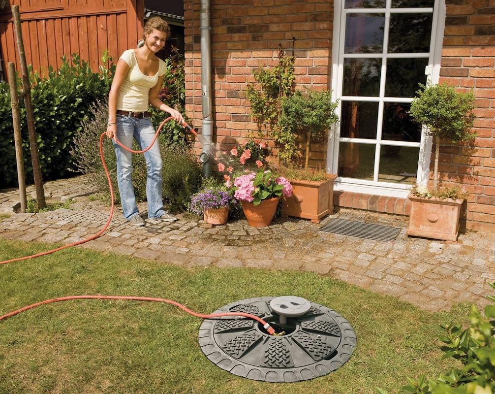 Regennutzung für Ihren Garten