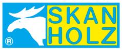 Logo der Marke Skan Holz