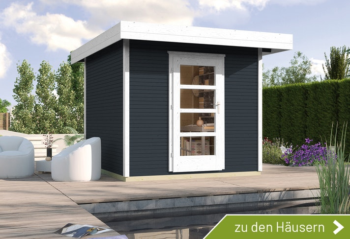 Top Gartenhäuser!