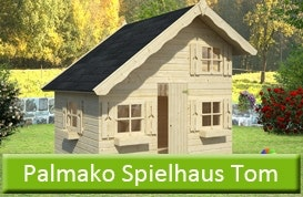 Kinderspielhaus Tom