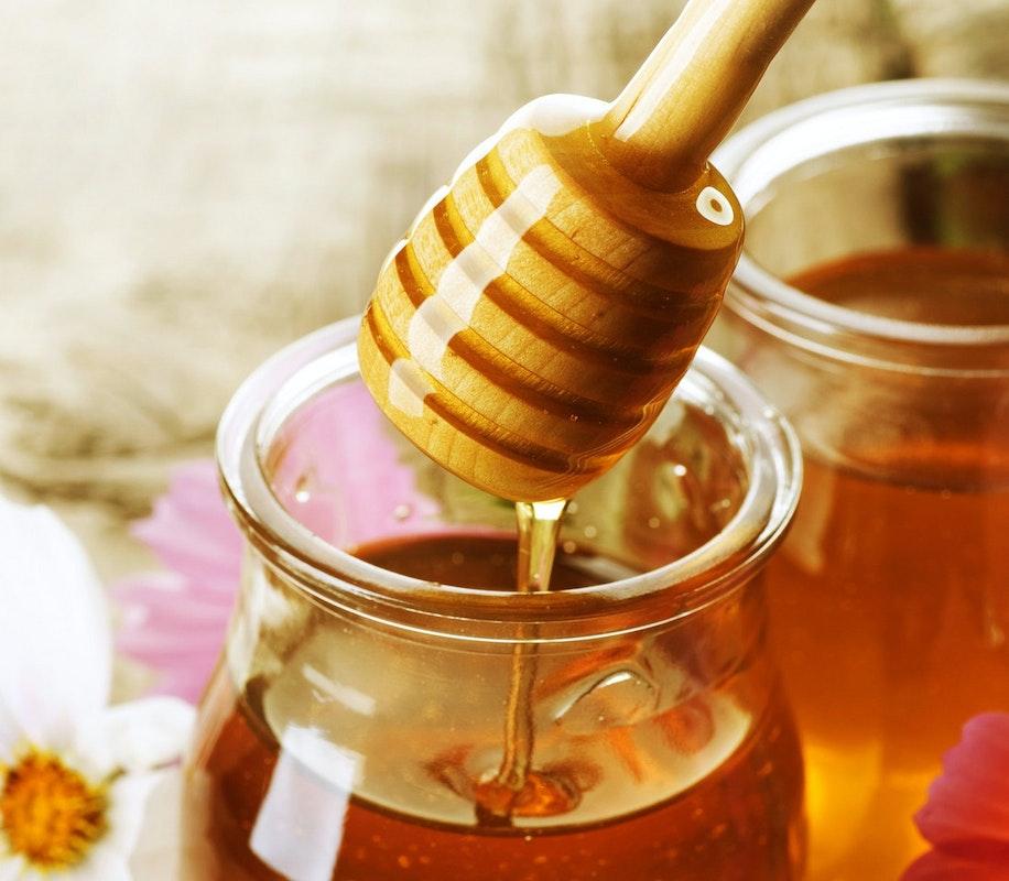 Honig - Schönheitselixir