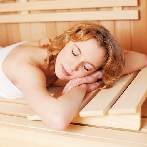 Sauna Kopfstützen - Modelle im Vergleich