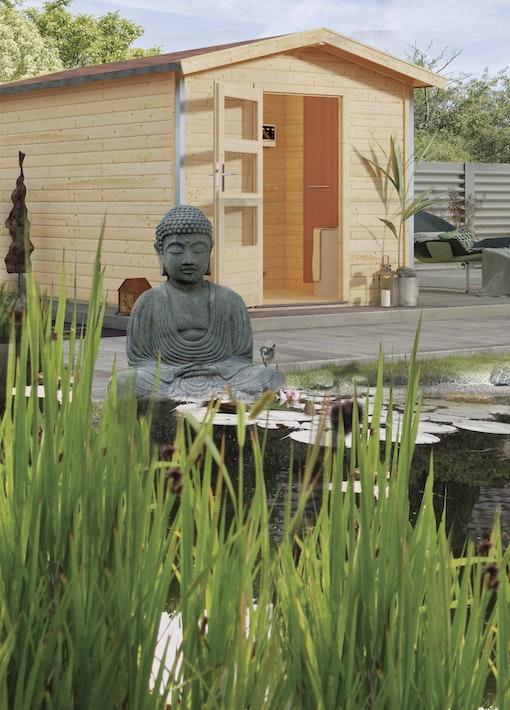 Der Wellnessgarten: Entspannung pur