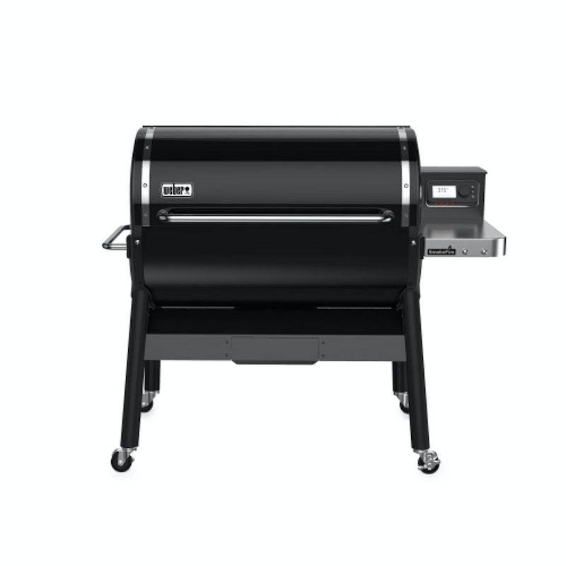 Der Weber SmokeFire EX6 Pelletgrill mit GBS