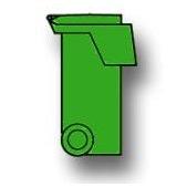 Abfallbehälter 60/120 Liter MSTS