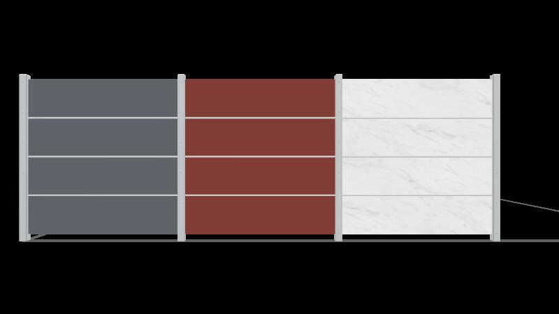 TraumGarten System Board XL Modellvarianten