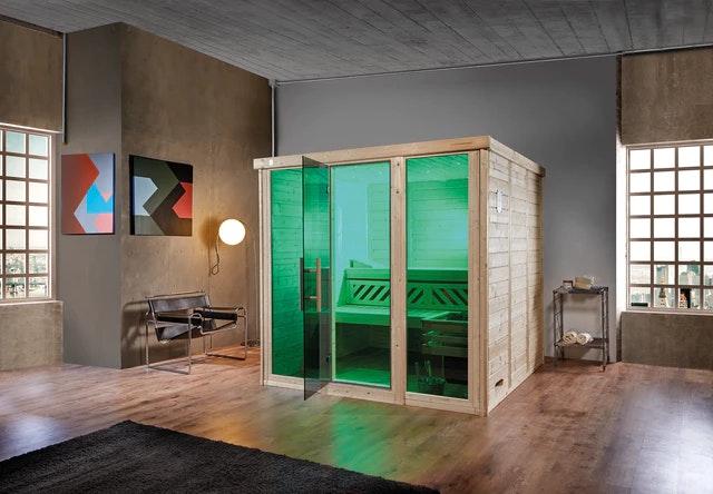 Weka Farblicht-Set (2 LED Felder)  Grün