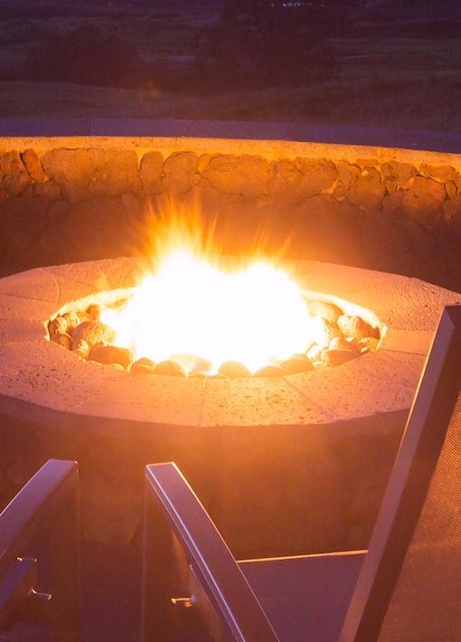 Feuerstellen für laue Sommerabende