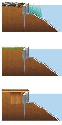 Heissner Die Vorteile einer Teichrandbegrenzung