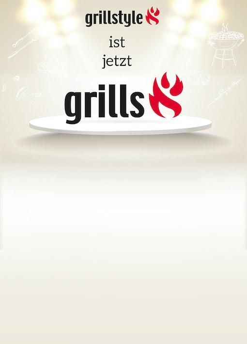 In eigener Sache: grillstyle ist jetzt grills.de