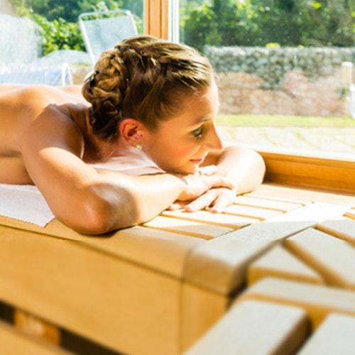 Vorzüge einer Panorama Sauna