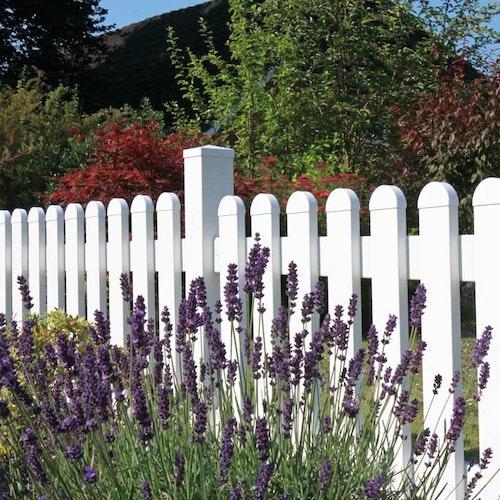 Schmuck- und Vorgartenzäune