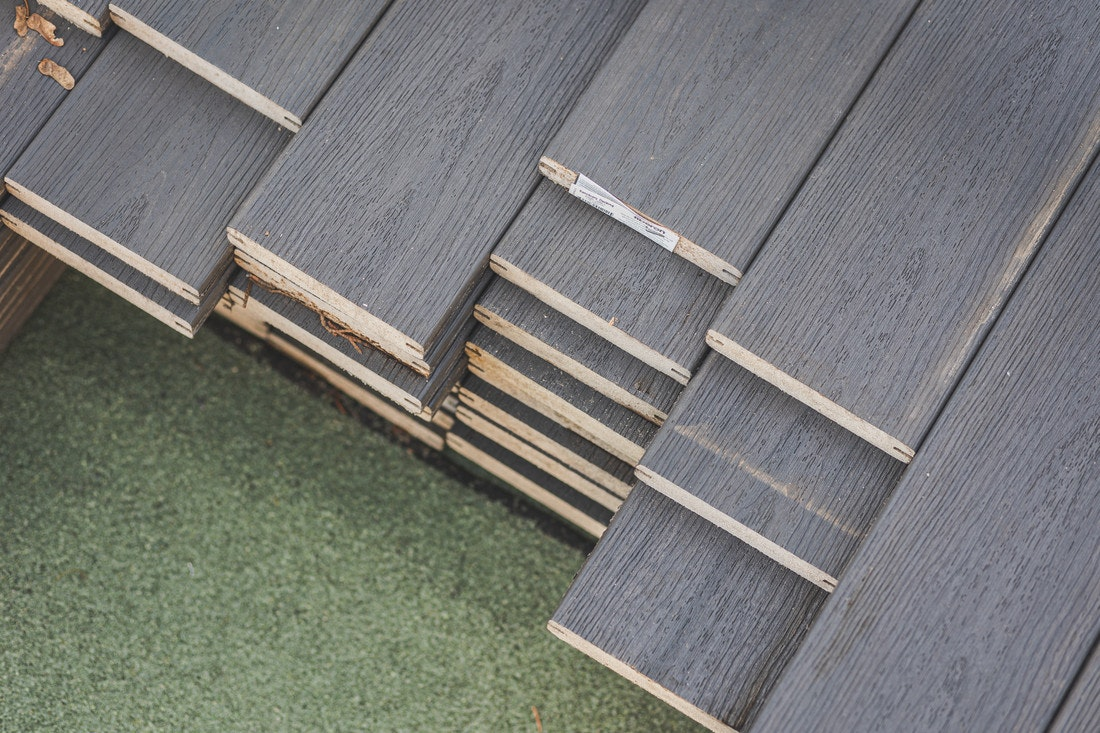 Terrassendielen aus Verbundsstoffen wie WPC sind äußerst widerstandsfähig