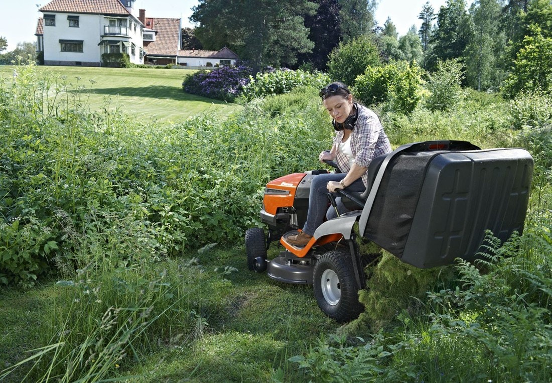 Husqvarna Gartentraktor TC 38