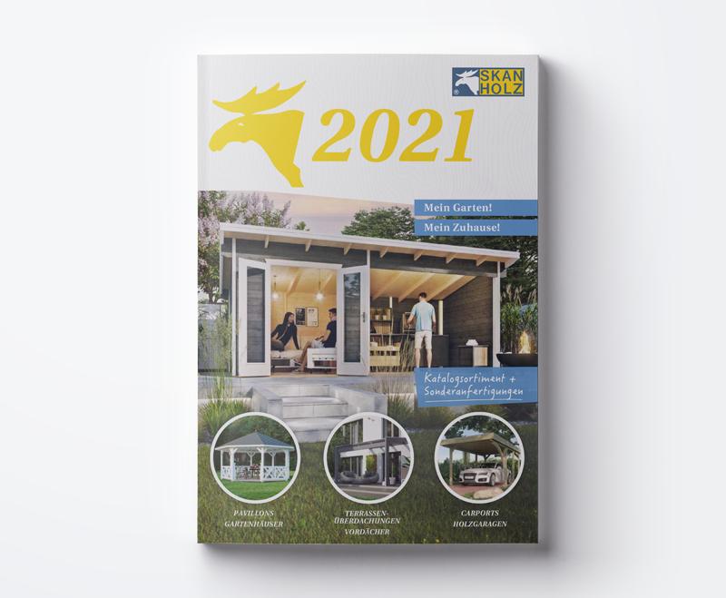SkanHolz Katalog 2021