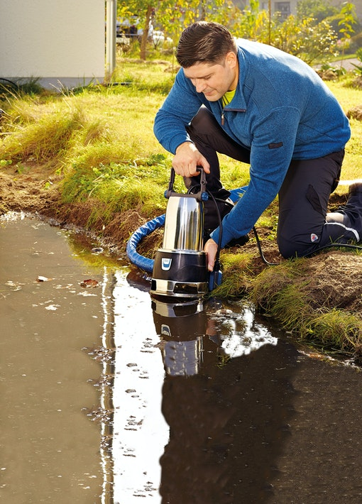 Ratgeber Entwässerung