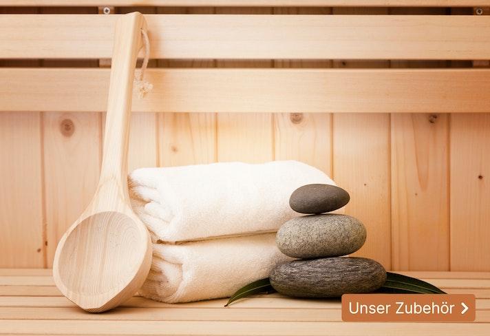 Alles für Sauna und Wellness