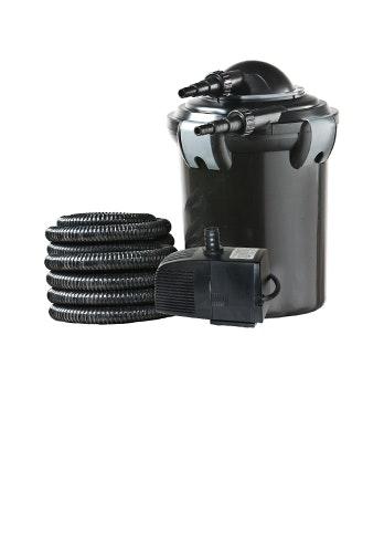 Kompakte Druckfilter für Ihren Teich finden