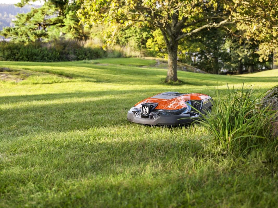 Rasenmähroboter sind eine wertvolle Hilfskraft bei der Gartenarbeit - sie sind zuverlässig und nehmen unglaublich viel Arbeit ab!