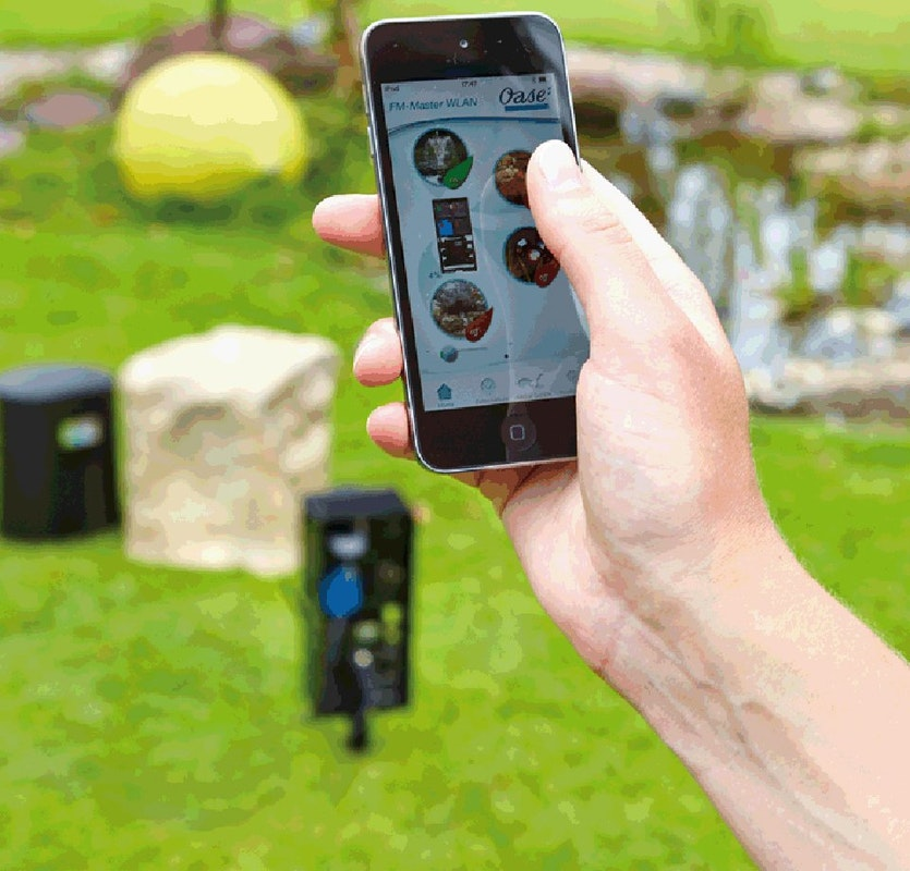 Oase Easy Garden Control App