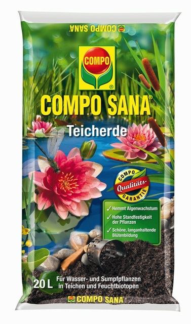 COMPO SANA Teicherde